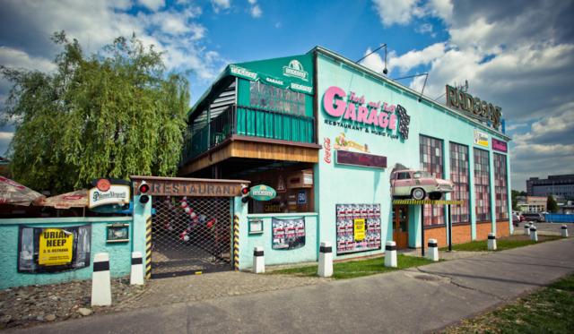 Klub Garage Ostrava